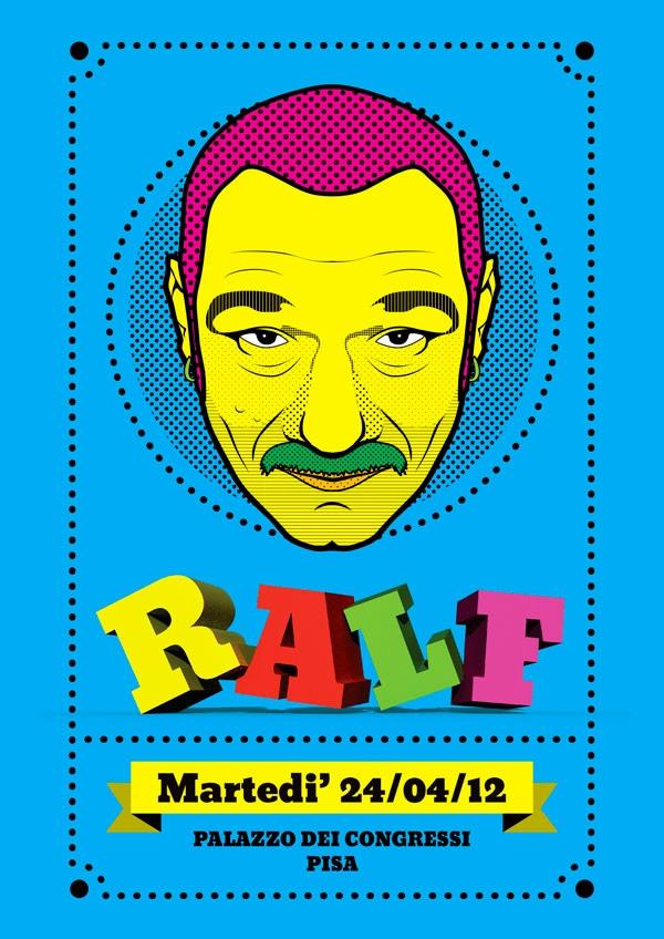 DJ Ralf event in Pisa