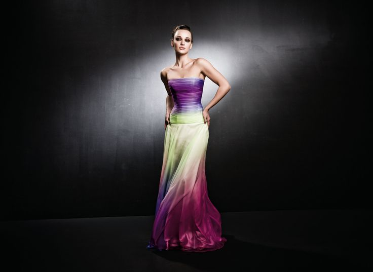 Daalarna Couture evening dress - Mystic collection