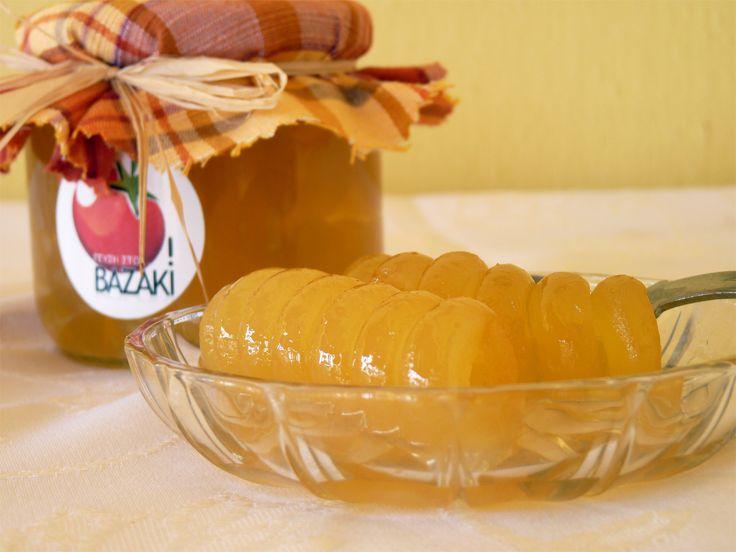 Γλυκό του κουταλιού Κολοκύθι-Αρίδα