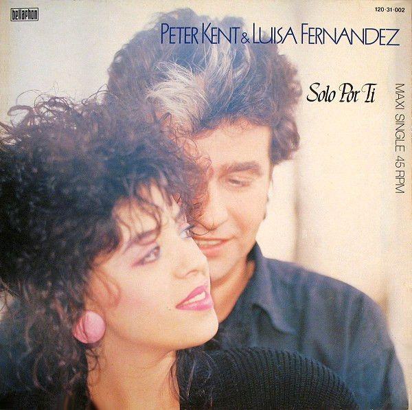 "Peter Kent & Luisa Fernandez - Solo Por Ti [Club Remix] 1986 €URO 80's ""La Radio del Ítalo Disco © 2011 - 2016 euro80s.net"