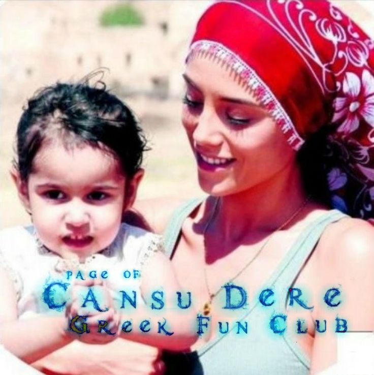 #Sila #CansuDere with little ''Sila''