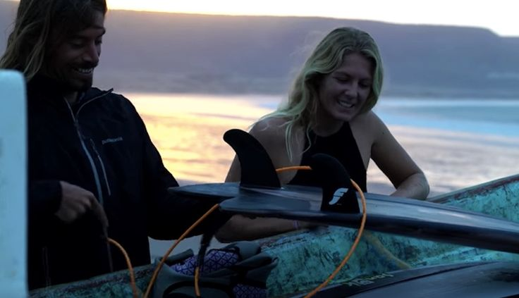 Inside Dave Rastovich & Steph Gilmore's Trip to Mex for Taylor Steele's New…
