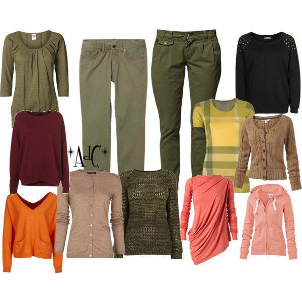 come abbinare i pantaloni verde oliva