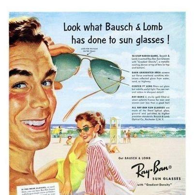 75 Best Vintage Eyewear Ads Images On Pinterest Glasses