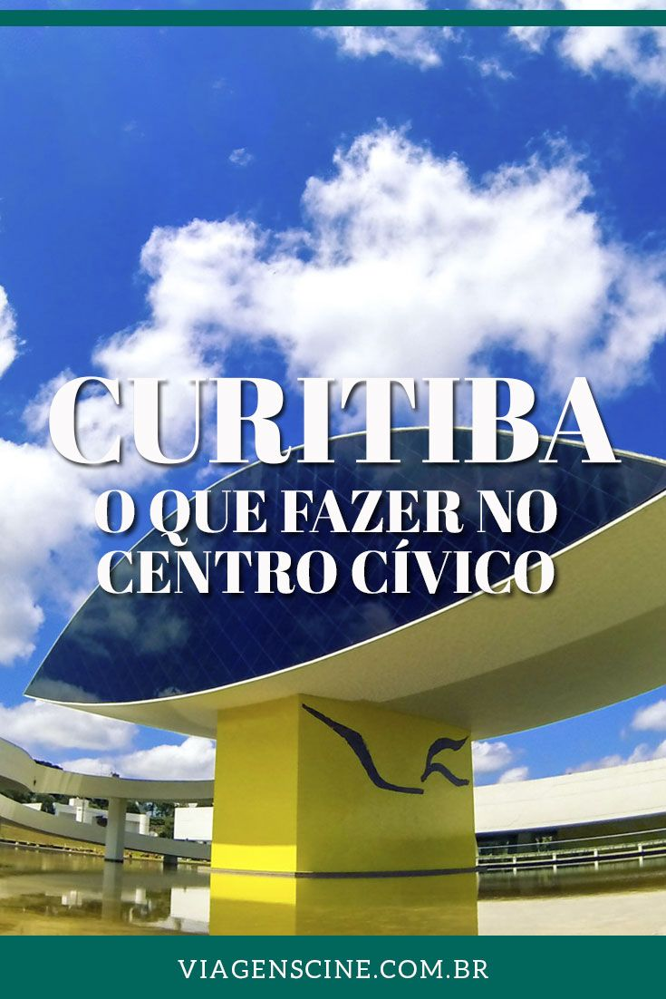 Confira esse roteiro a pé com algumas opções do que fazer no Centro Cívico de Curitiba: são 5 lugares imperdíveis nessa região da cidade