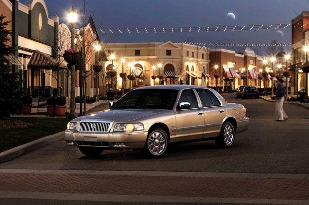 2010 Mercury Grand Marquis
