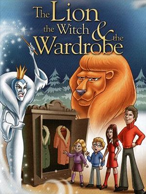 Cartoon lion witch and the wardrobe movie If someone found this for me on DVD I would love them FOREVER!