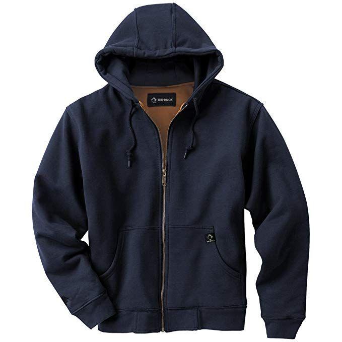 Dri duck jacket strong tarpaulin