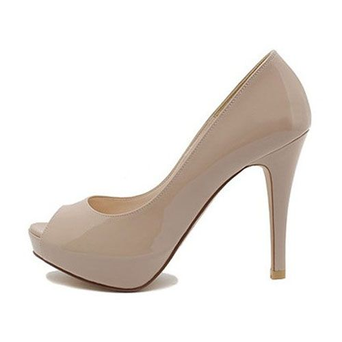 Cheap Heeled Wide Fit Womans Shoes