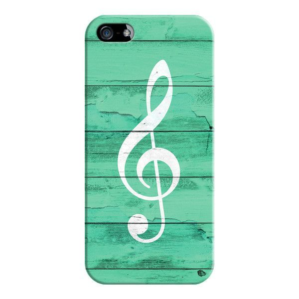 iPhone 6 Plus/6/5/5s/5c Case - Hipster White Music Note Girly... ($35) ❤ liked on Polyvore featuring accessories, tech accessories, iphone case, apple iphone cases, iphone cover case, wooden iphone case and wood iphone case