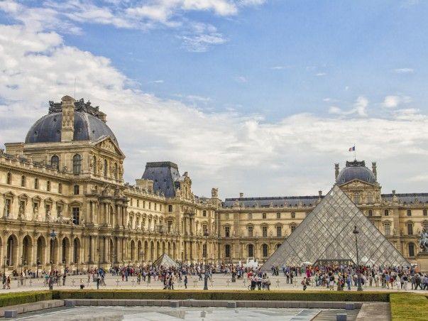 Datos interesantes sobre Museo del Louvre