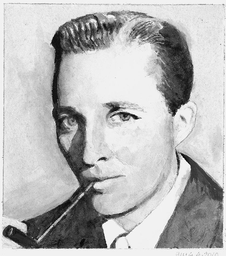 BING CROSBY, THE BEST SINGER OF POPULAR MUSIC EVER,