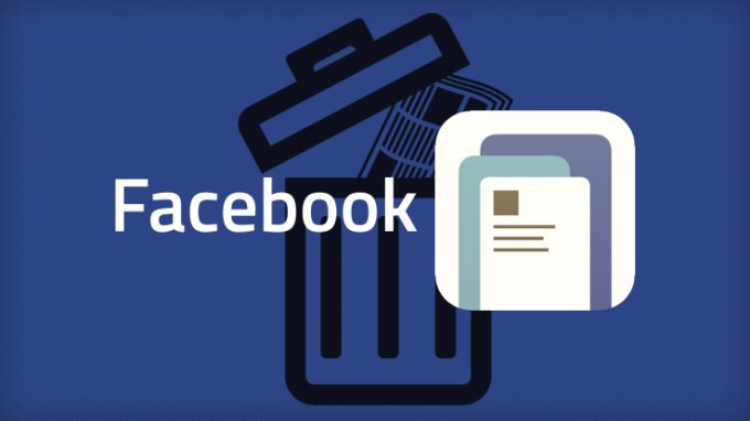 Facebook throws out the news Paper