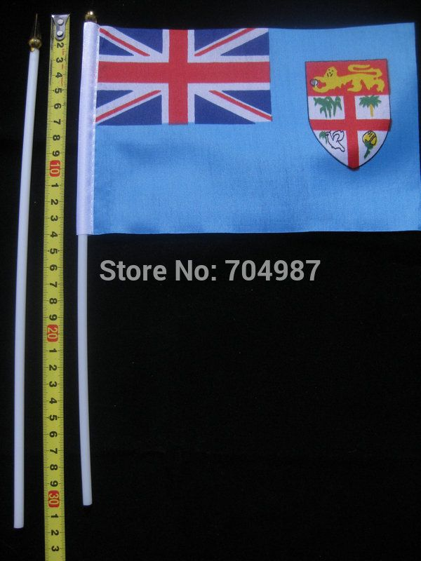 Cheap flag wristband, Buy Quality flag glass directly from China flag Suppliers: 14 x 21 cm Fiji hand flag free shipping