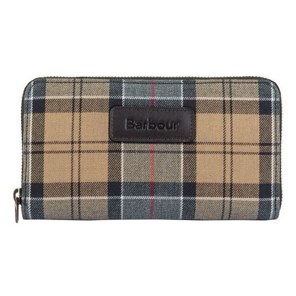 Barbour Narin Tartan Purse ❤ liked on Polyvore featuring bags, plaid bag, barbour bag i barbour