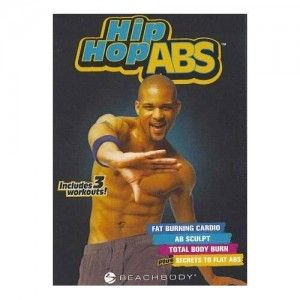 This workout is so fun that you don't even feel like you're working out. Seriously! Love us some Shaun T.!