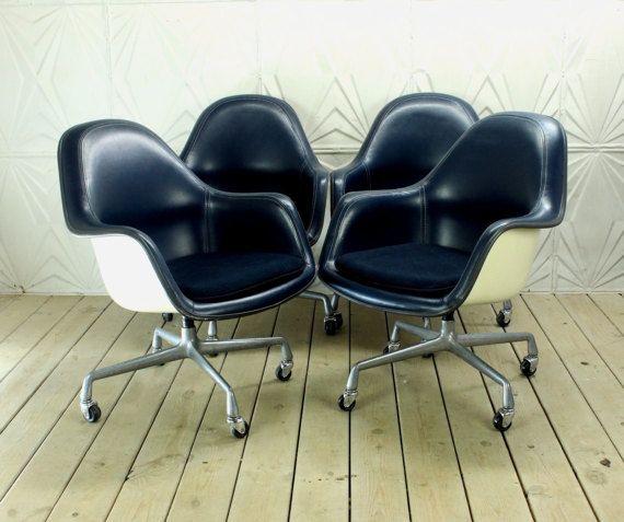 image result for eames office shell armchair - Herman Miller Schreibtisch Veranstalter