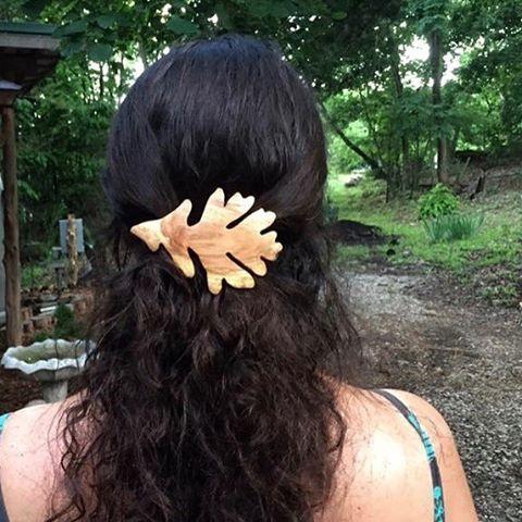 """Mi piace"": 42, commenti: 3 - Jem Klein (@fine_crafts_by_jem) su Instagram: ""#gottaloveit when #happycustomers send you a #photo ------------------- #hair #barrette #burnette…"""
