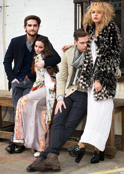 Hemlock Grove cast