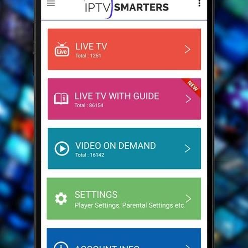 Free IPTV Android & iOS App for Xtream Codes users | IPTV