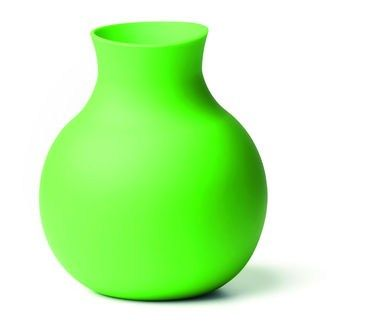 #green #vase by #Menu available on #flooly link: www.flooly.com/ie/menu-lime-vaso-rubber/14696