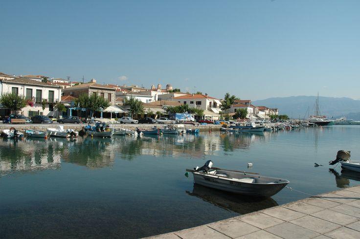 Galaxidi (Sterea Ellada, Greece)
