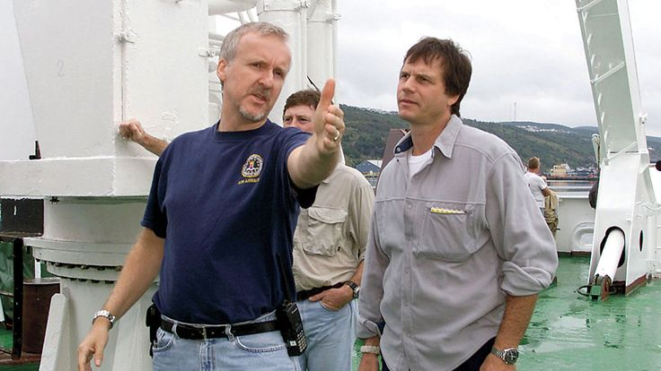 "James Cameron Pens Moving New Tribute to Bill Paxton: ""We Shared Many Adventures"" #FansnStars"