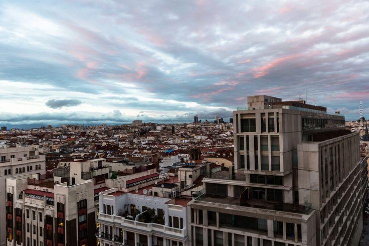 Madrid, Spain - Calle Gran Vía - Luxury Travel Blog #travelblog #luxury #travel #hotels #madrid #spain