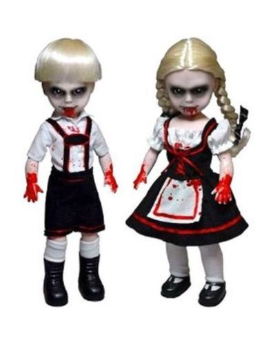 New Living Dead Dolls Hansel & Gretel Scary Tales Series 3 Halloween Gift Scary