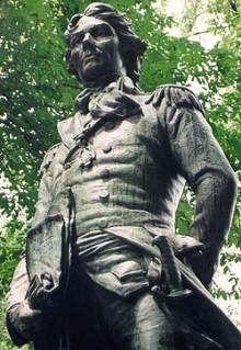 Thaddeus Kosciuszko National Memorial in Pennsylvania