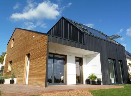 façade bois et bardage
