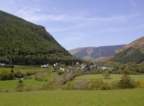 Celyn Brithion Dinas Mawddwy, Machynlleth, Gwynedd. Wales. Camping. Summer. Travel. Holiday. Day Out. Family. Retreat. Tent. Go Outdoors.