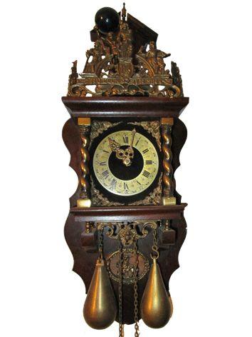 Reloj antiguo de pared relojes antiguos relojes de - Relojes para decorar paredes ...