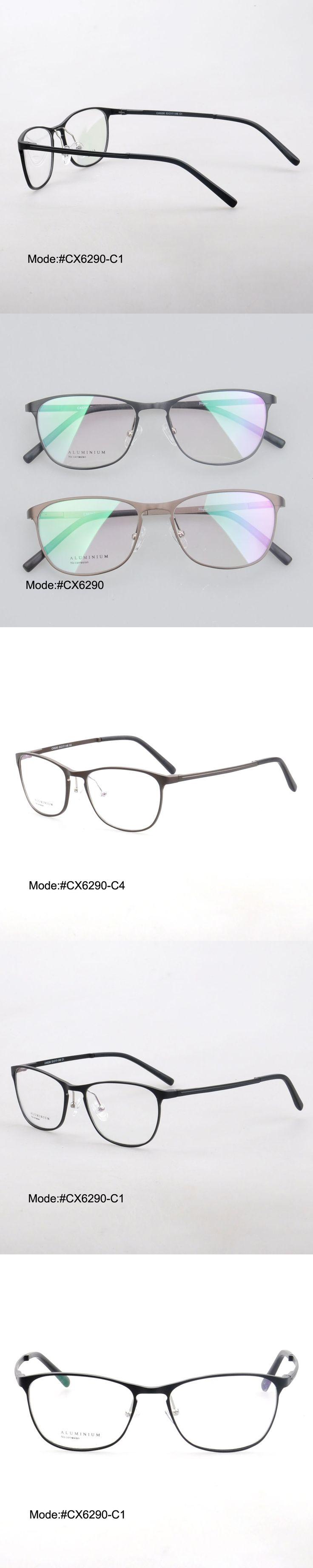 MY DOLI CX6290 fullrim alloy aluminium quality frame with spring hinge optical eyeglasses frame myopia RX spectacles eyewear