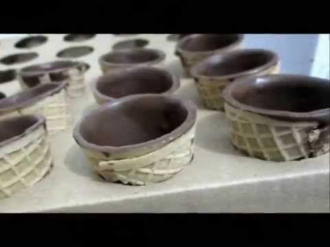 Cone Trufado (casquinha de sorvete recheada) - YouTube