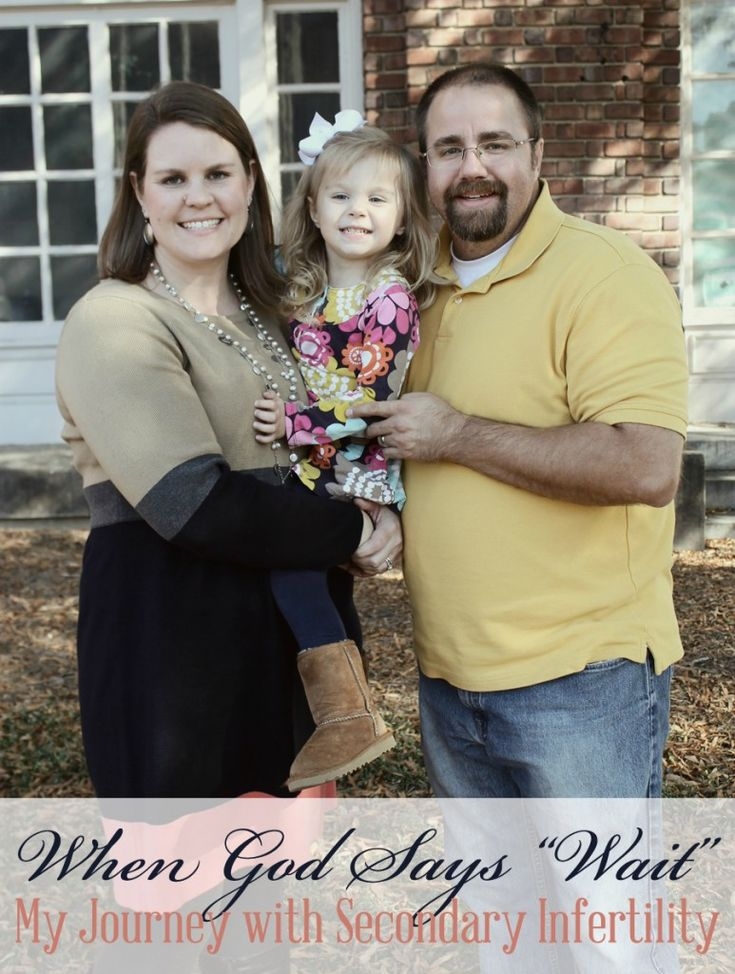 My Journey with Secondary Infertility