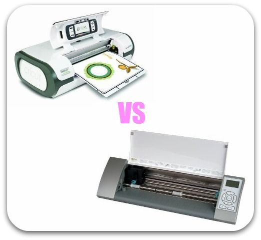 silhouette cameo machine vs cricut
