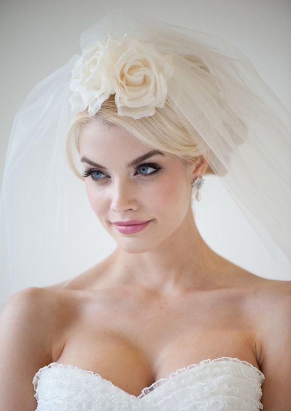 153 best Wedding Veils | Bridal Veils images on Pinterest ...