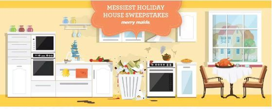 Enter the #MerryMaids Messiest Holiday House sweepstakes for your chance to win http://cont.st/LkyZejTa