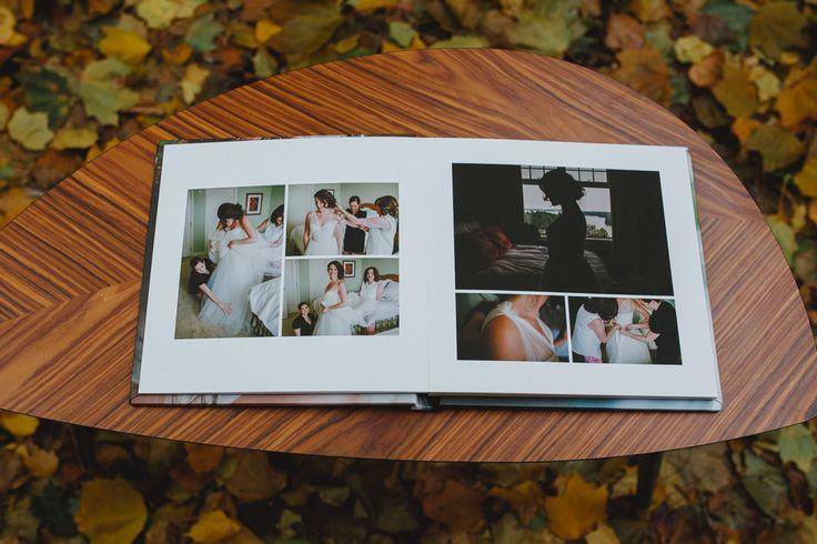 Muskoka Wedding Album by Niv Shimshon Photography