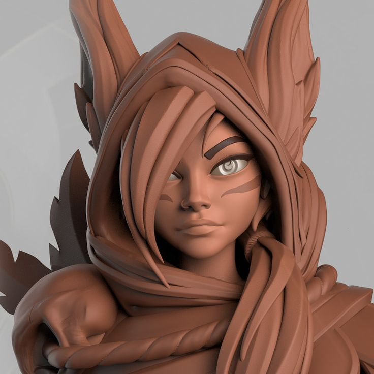 Xayah Character Design : Best cg images on pinterest character design