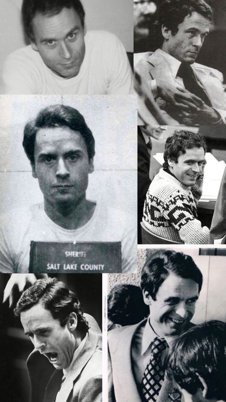 Ted Bundy is definitly an interesstinfmg case.                                                                                                                                                                                 More