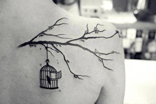 Libertad! lo prefieron con el pajaro fuera de la jaula