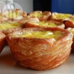 Portuguese Custard Tarts @ allrecipes.com.au