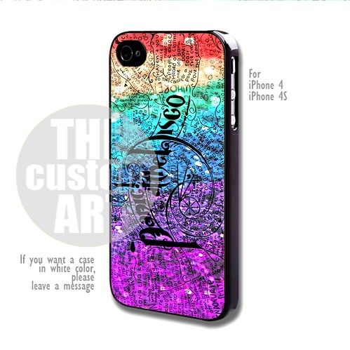 panic at the disco lyric - For iPhone 4 / 4s