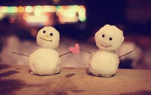 love of snow <3