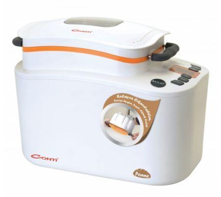 Conti Panne  13 Programlı Çift Yoğuruculu Ekmek Yapma :: ekonomikaldik.com ::