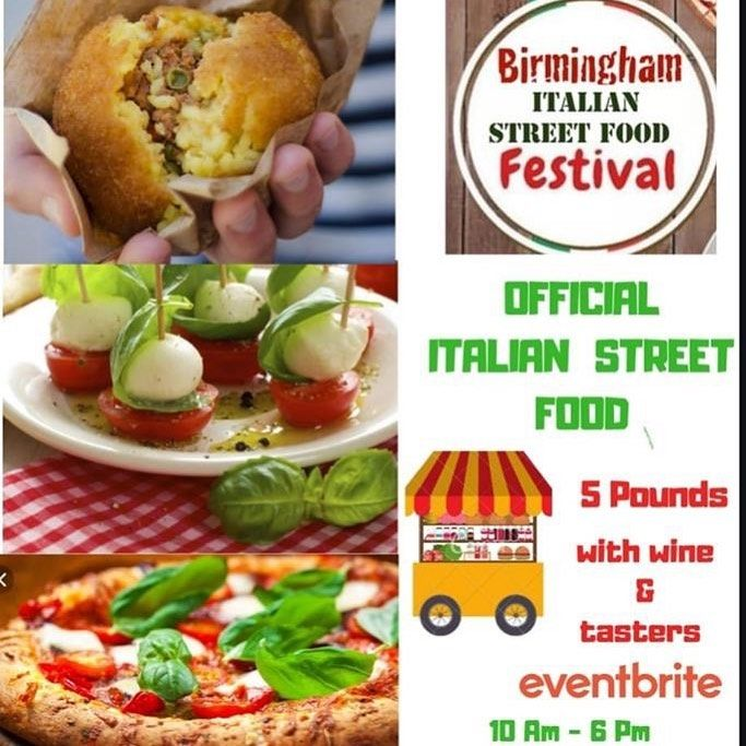 Not Long Left Now Divawedding Britishhalalfoodfestival Corporateevents Start The Day Right Coffeebi Italian Street Food Halal Food Festival Food Festival