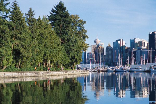 Can't miss things in Stanley Park, Vancouver