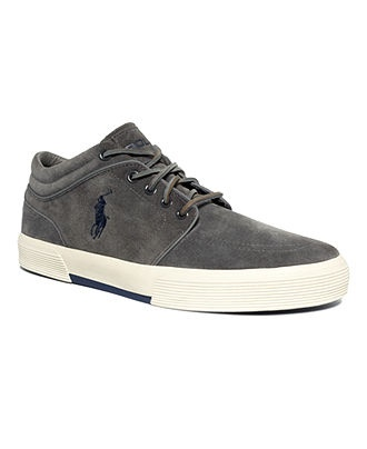 Polo Ralph Lauren Shoes, Faxon Sneakers - Mens SALE & CLEARANCE - Macy's